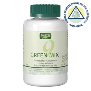 Green Mix 9 étrend-kiegészítő kapszula (110 db)