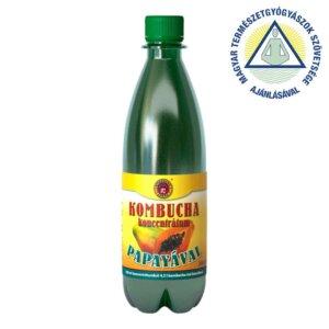 Kombucha koncentrátum PAPAYÁVAL (500 ml)