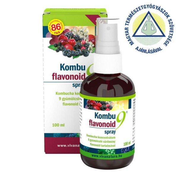 Kombuflavonoid 9 spray (100 ml)