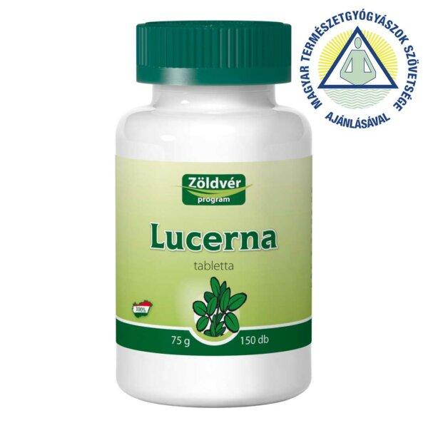 Lucerna 100% tabletta (150 db)