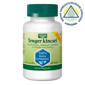 Tenger kincsei 100% tabletta (78 db)