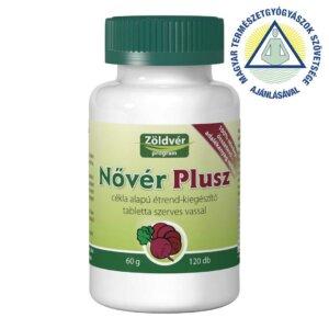 Nővér PLUSZ tabletta (120 db)
