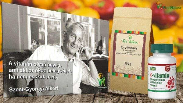C-vitamin pirospaprikával és hibiszkusz virággal kapszula (90 db)