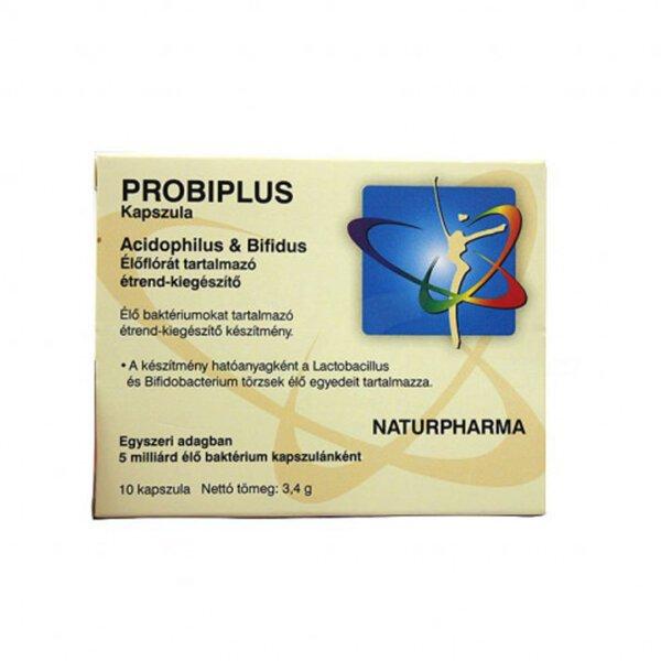 Probiplus kapszula (10 db)