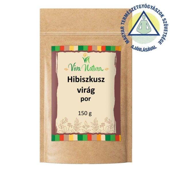 Hibiszkusz virág por (150 g)