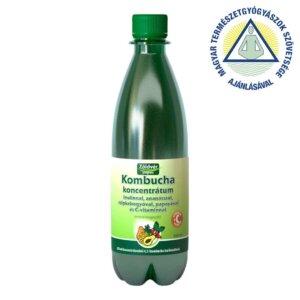 Kombucha koncentrátum INULINNAL és C-vitaminnal (500 ml)