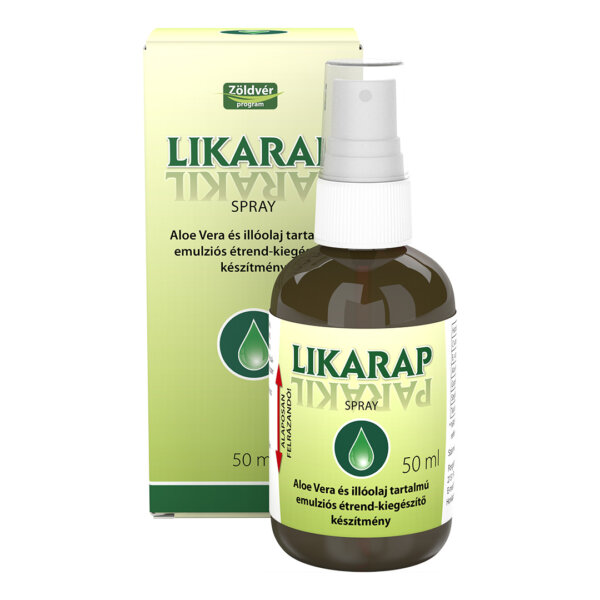 Likarap spray (50 ml)