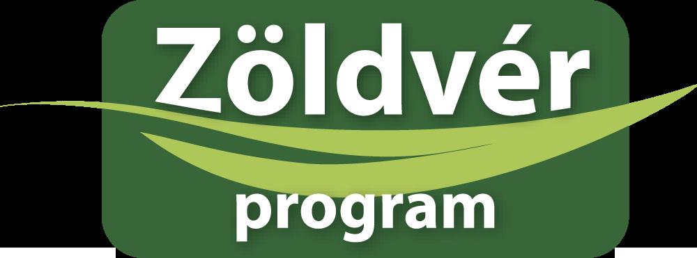zöldvér logo
