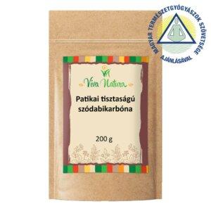 Patikai tisztaságú szódabikarbóna (200 g)