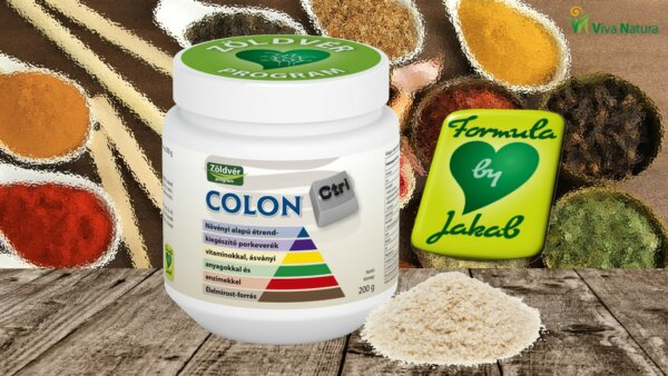 Colon CTRL por (200g)