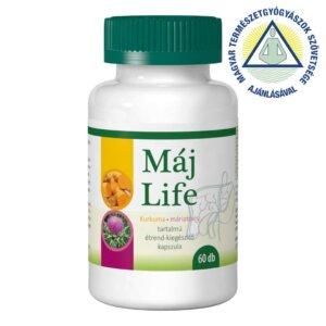 Máj Life étrend-kiegészítő kapszula (60 db)