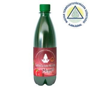 Kombucha koncentrátum meggyel (500 ml)