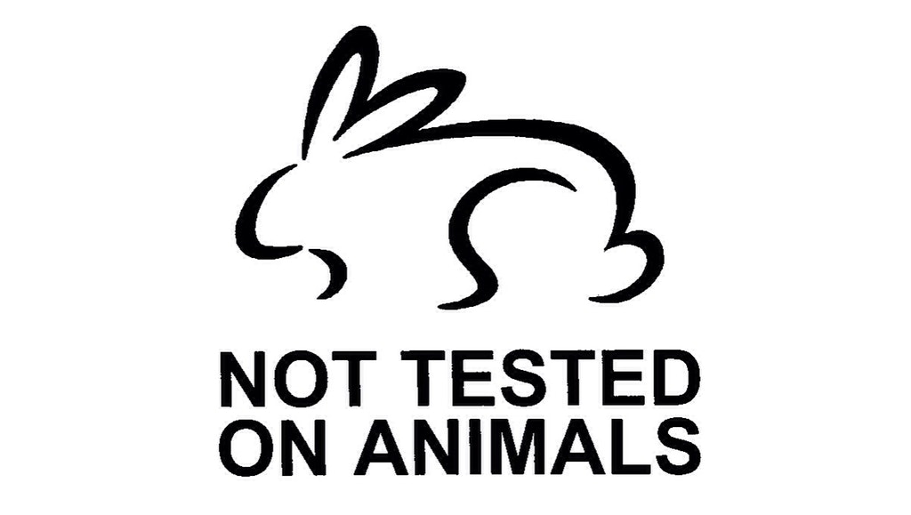 not tested animals