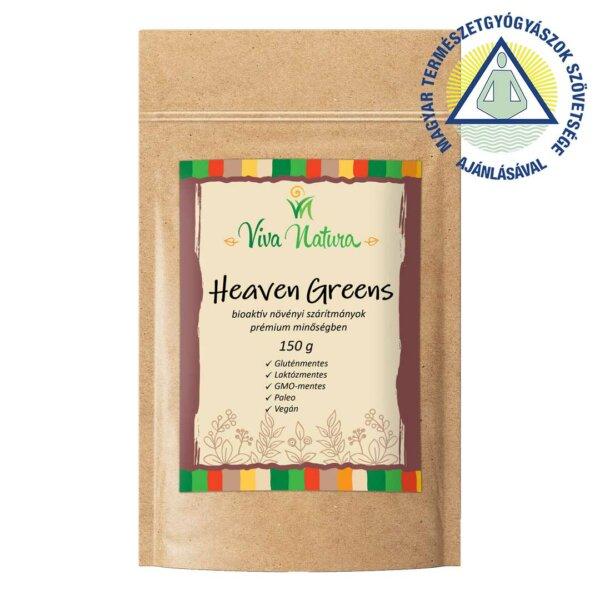 Heaven Greens bioaktív szárítmányok (150 g)