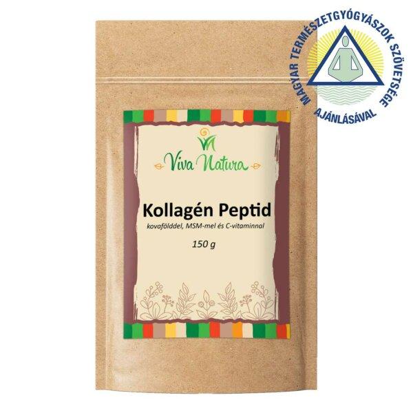 Kollagén Peptid C-vitaminnal, kovafölddel és MSM-mel (150 g)