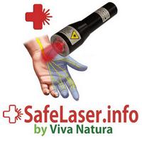 Safe Laser készülékek információs oldala