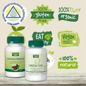 Green mix box