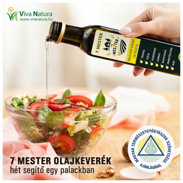 7 MESTER olajkeverék (250 ml)